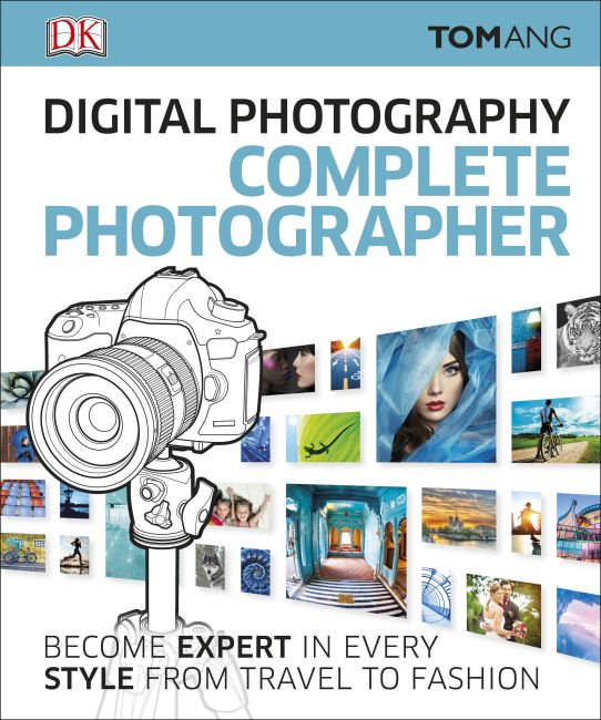 Hardback cover of Digital Photography Complete Photographer