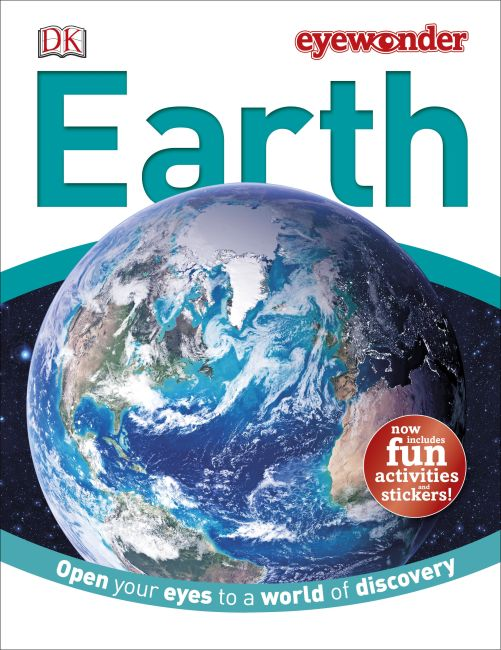 Hardback cover of Earth
