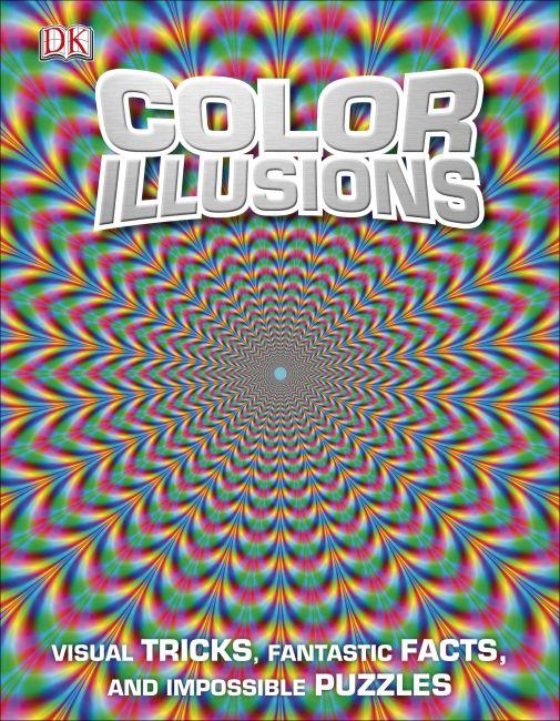 Hardback cover of Color Illusions
