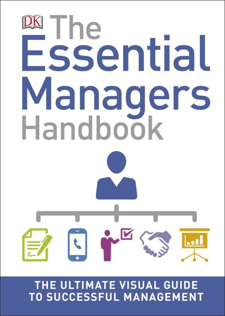 Hardback cover of The Essential Managers Handbook