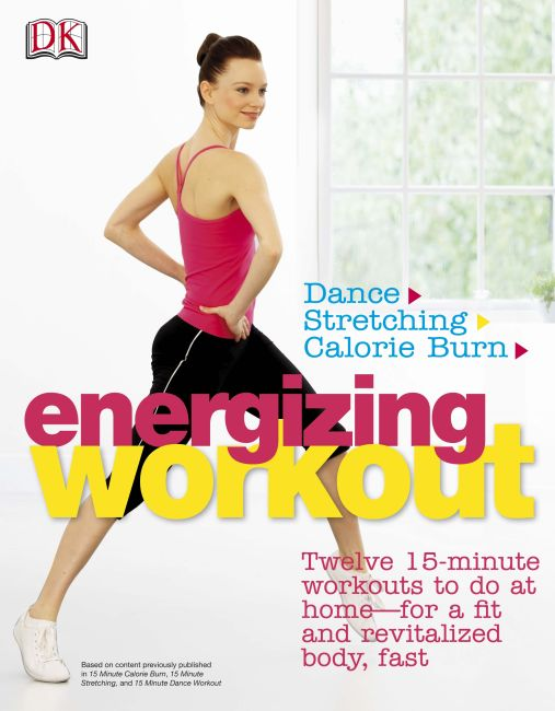 eBook cover of Energizing Workout