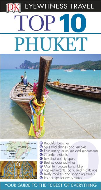 eBook cover of Top 10 Phuket