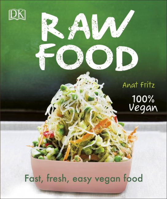 Paperback cover of Raw Food