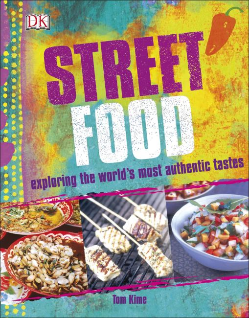 Paperback cover of Street Food
