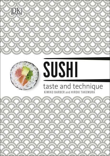 Hardback cover of Sushi Taste and Technique