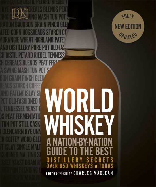 Hardback cover of World Whiskey