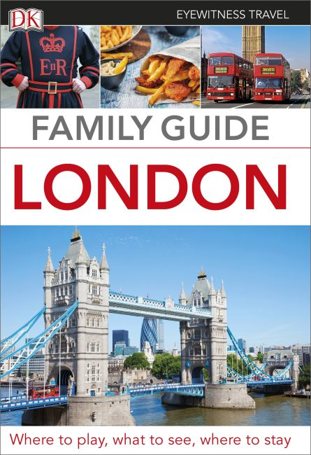 eBook cover of Family Guide London