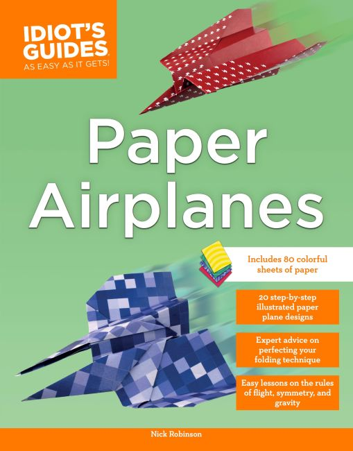 Paperback cover of Paper Airplanes