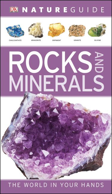 Flexibound cover of Nature Guide Rocks and Minerals