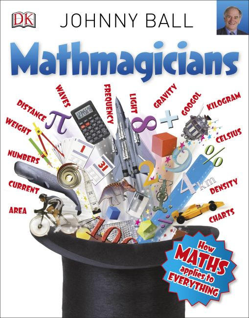 Paperback cover of Mathmagicians