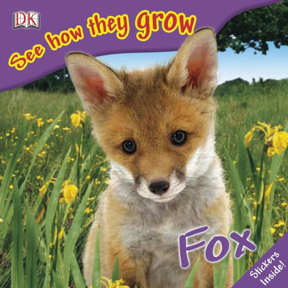 eBook cover of See How They Grow: Fox