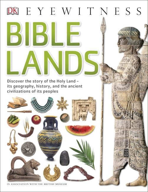 Paperback cover of Bible Lands