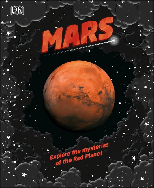 Hardback cover of Mars
