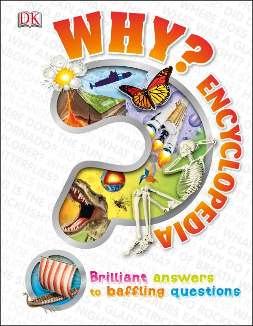 Hardback cover of Why? Encyclopedia