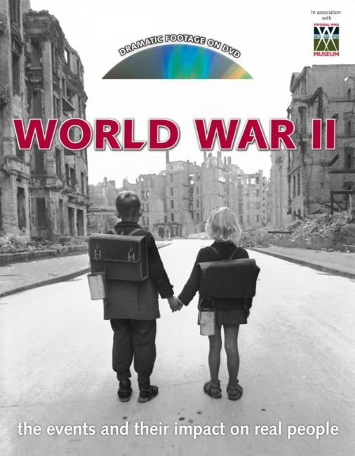 eBook cover of World War II