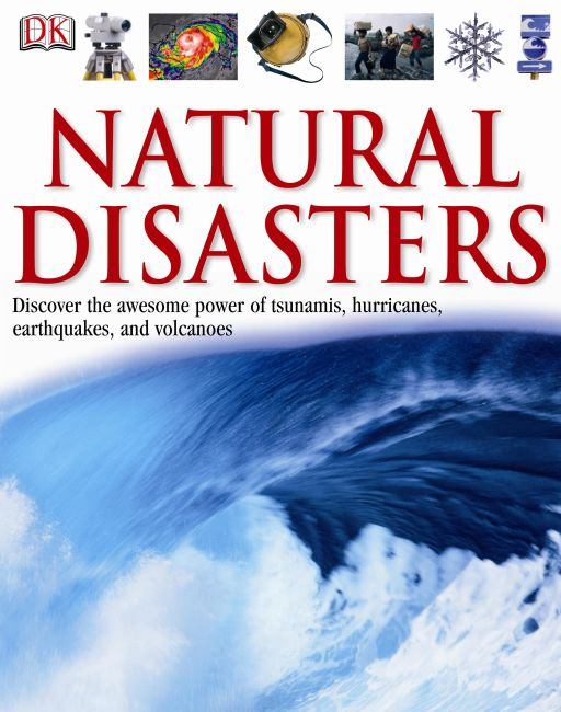 eBook cover of Natural Disasters