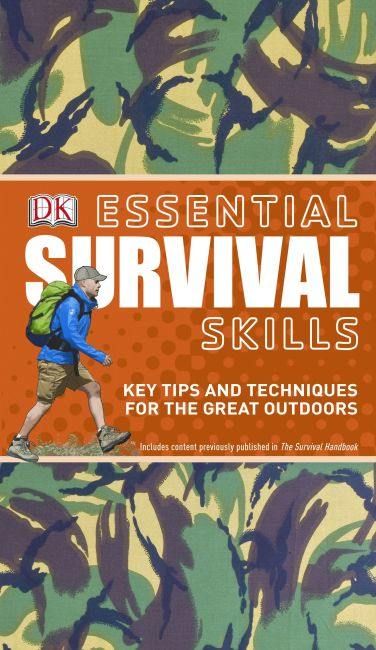 Flexibound cover of Essential Survival Skills