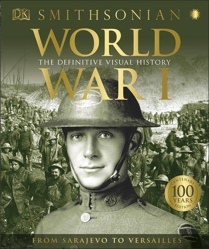 Hardback cover of World War I