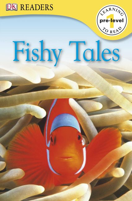 eBook cover of DK Readers: Fishy Tales
