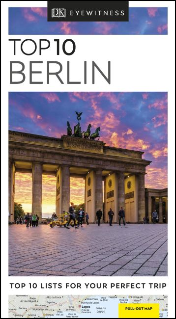 Paperback cover of Top 10 Berlin