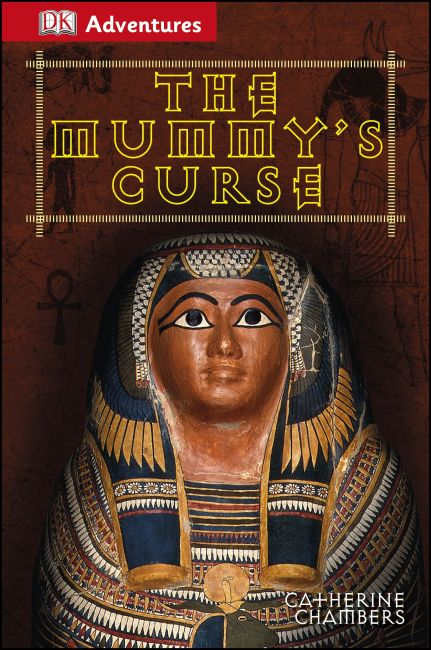 eBook cover of DK Adventures: The Mummy's Curse