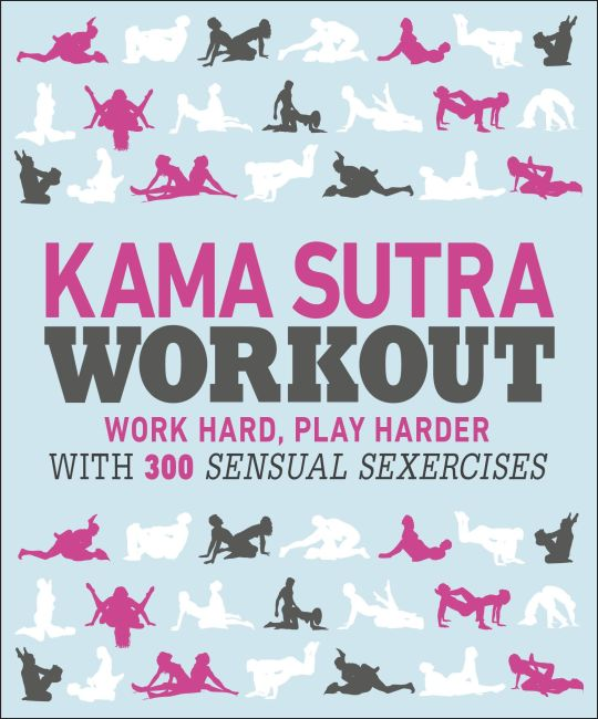Paperback cover of Kama Sutra Workout