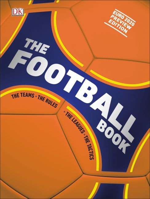 Hardback cover of The Football Book
