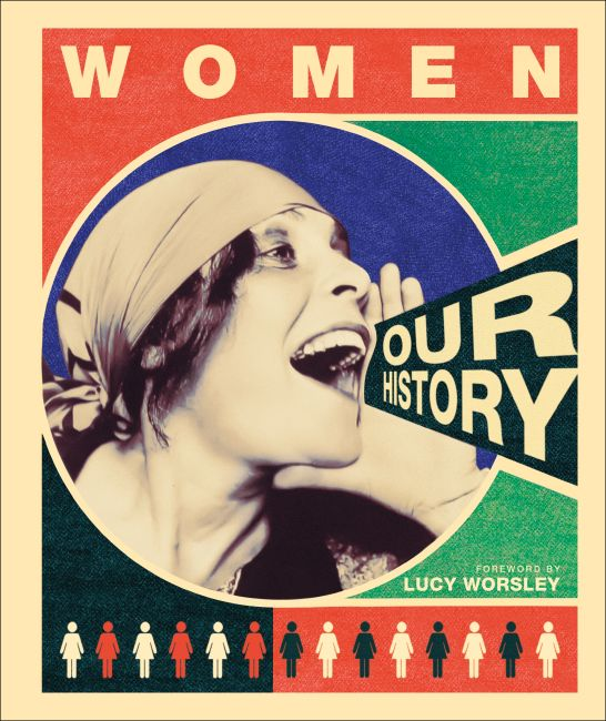 Hardback cover of Women Our History