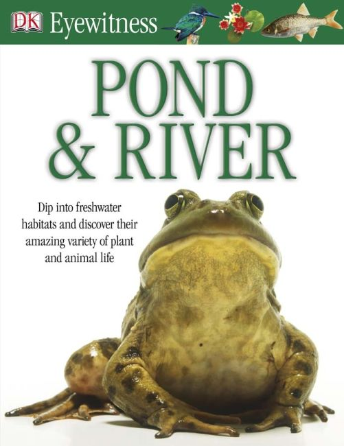 eBook cover of Pond & River