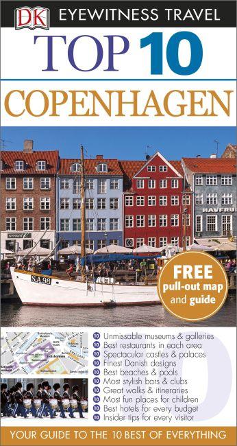 Paperback cover of Top 10 Copenhagen