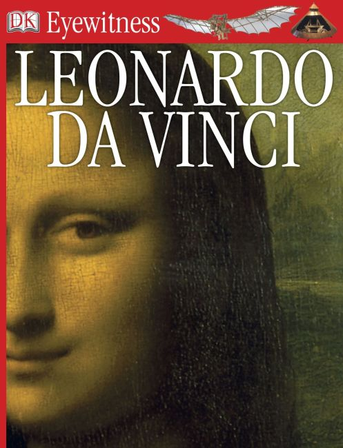eBook cover of Leonardo Da Vinci