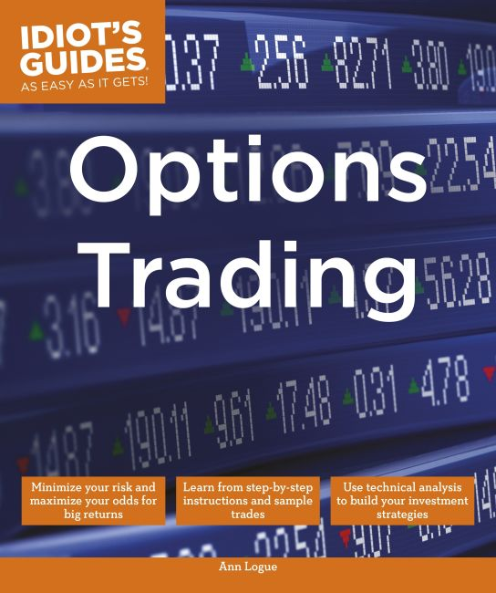 Paperback cover of Options Trading