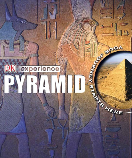 eBook cover of Pyramid