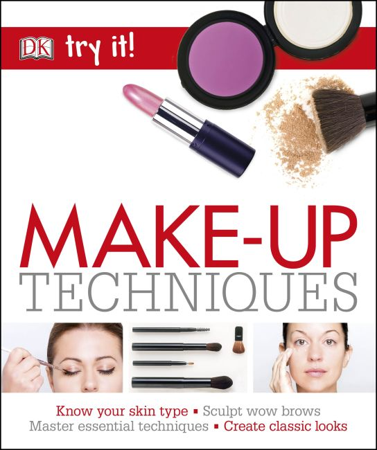 Paperback cover of Make-Up Techniques
