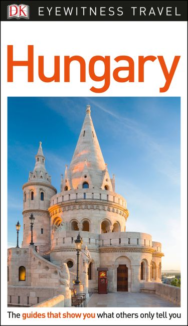 Flexibound cover of DK Eyewitness Travel Guide Hungary
