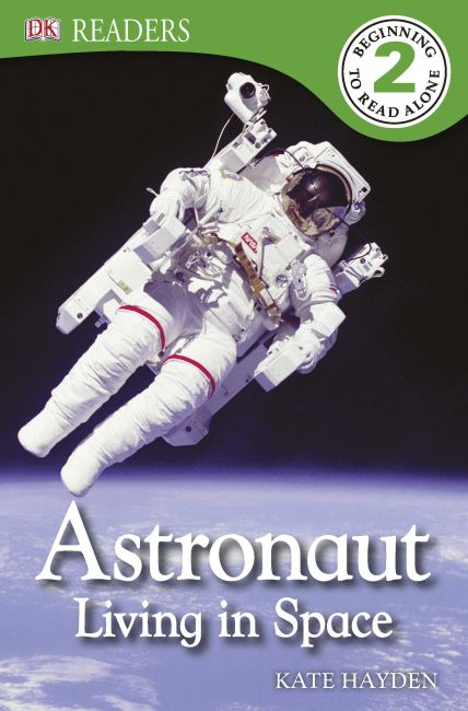 eBook cover of Astronaut Living in Space
