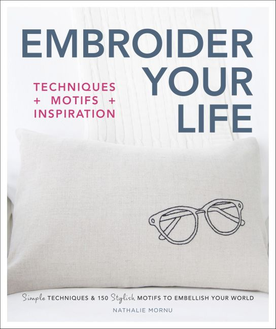 Paperback cover of Embroider Your Life