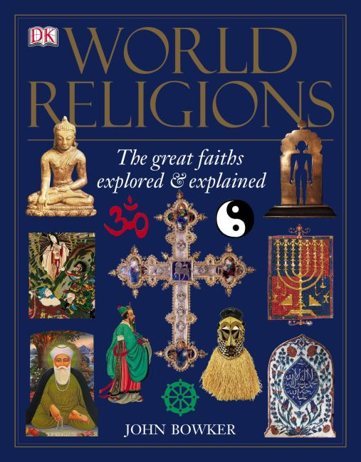 Paperback cover of World Religions