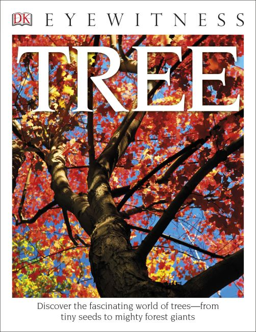 Paperback cover of DK Eyewitness Books: Tree