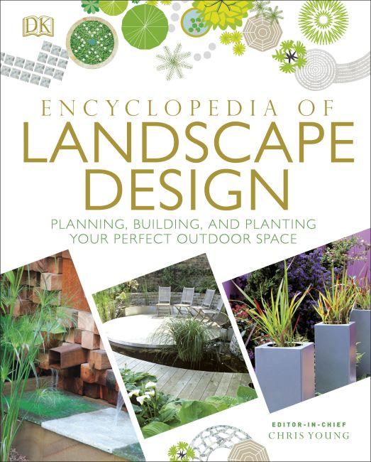 Hardback cover of Encyclopedia of Landscape Design