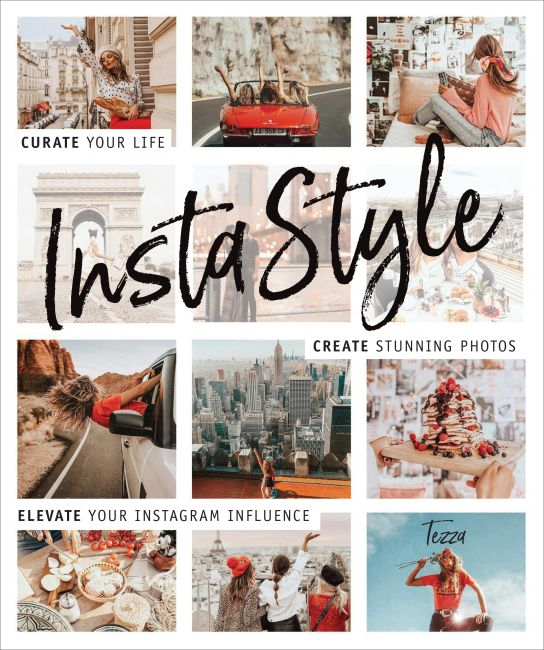 Paperback cover of InstaStyle
