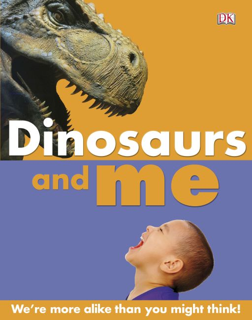 eBook cover of Dinosaurs and Me