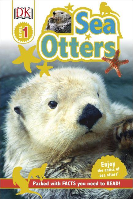 Hardback cover of Sea Otters