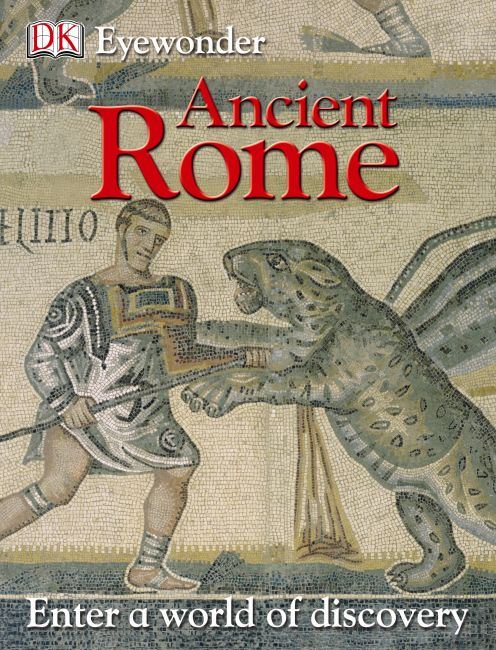 eBook cover of Ancient Rome