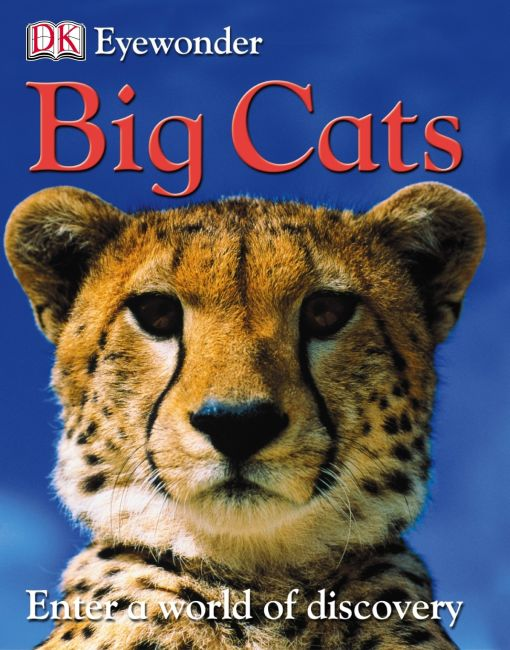 eBook cover of Big Cats
