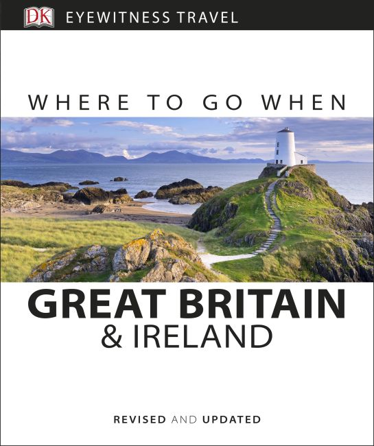 Paperback cover of Where to Go When Great Britain and Ireland