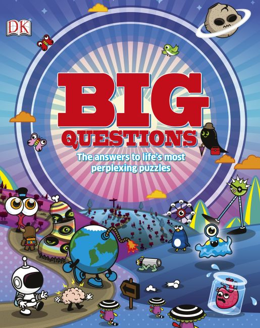 eBook cover of Big Questions