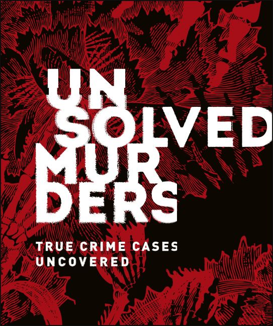 Hardback cover of Unsolved Murders