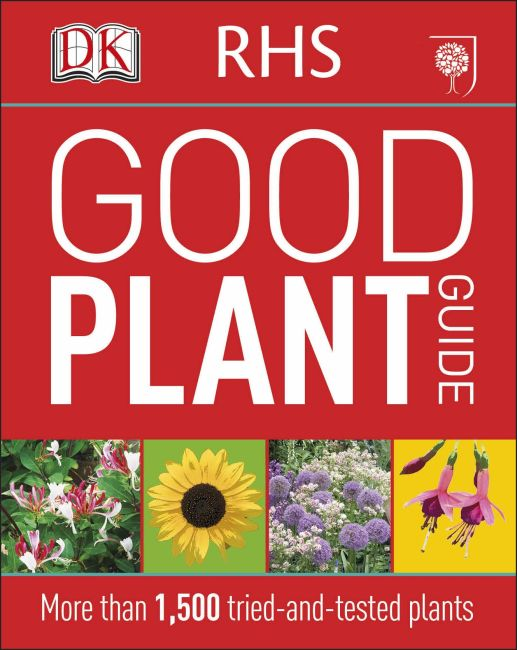 Flexibound cover of RHS Good Plant Guide