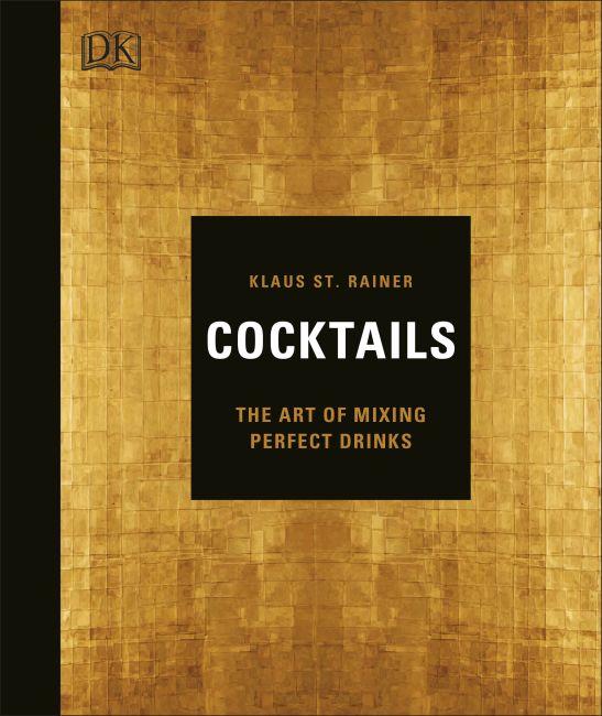 Hardback cover of Cocktails